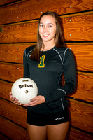 Maddy - Volleyball 2017